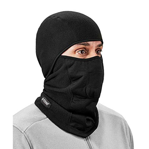 4. N-Ferno 6823 Thermal Fleece Wind-Resistant Hinged Balaclava