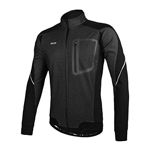 ARSUXEO Winter Thermal Fleece Cycling...