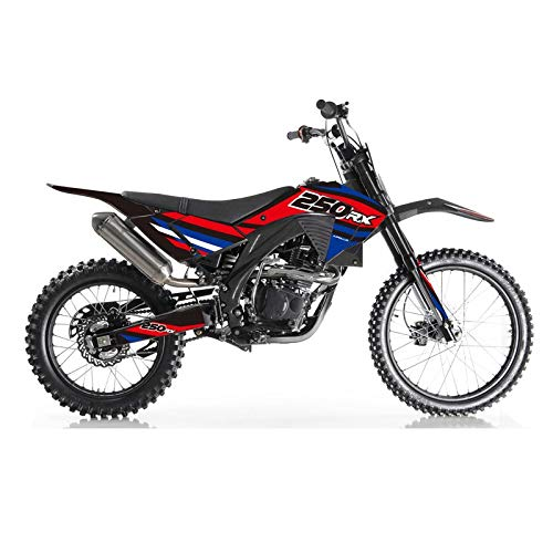 3. Apollo Dirt Bike 250cc Agb-36