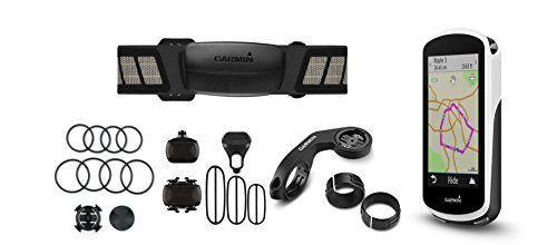 "5. Garmin Edge 1030 Bundle, 3.5"" GPS Cycling/Bike Computer"