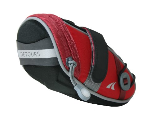 Detours The Wedgie Bag (Red,Medium)