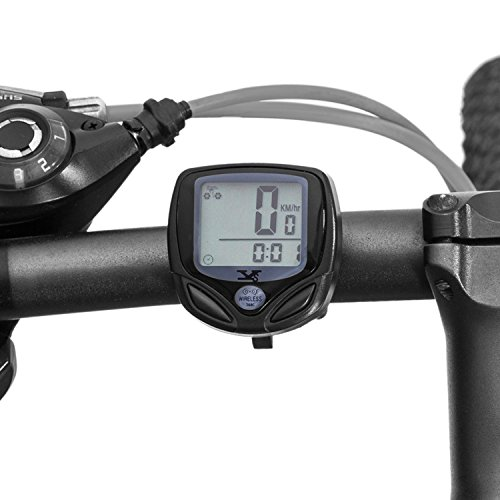 7. XINTO Bicycle Odometer and Speedometer