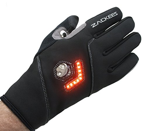 5. Cold Weather Turn Signal Gloves
