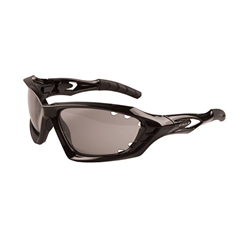 Endura Mullet Glasses Gloss Black, OS