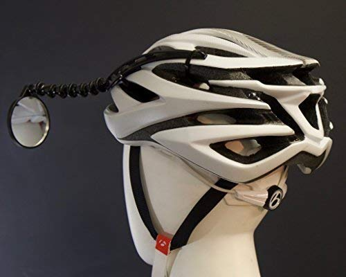 2. Safe Zone Bicycle Helmet Mirror