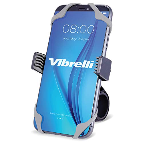 4. Vibrelli Universal Bike Phone Mount Holder