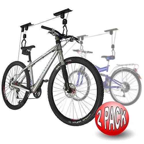 RAD Sportz Bicycle Hoist 2-Pack Quality...