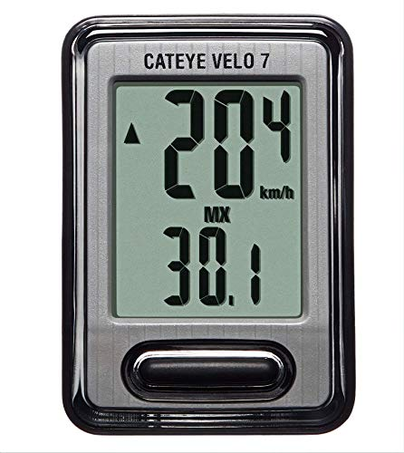 CATEYE - Velo 7 Wired Bike Computer...