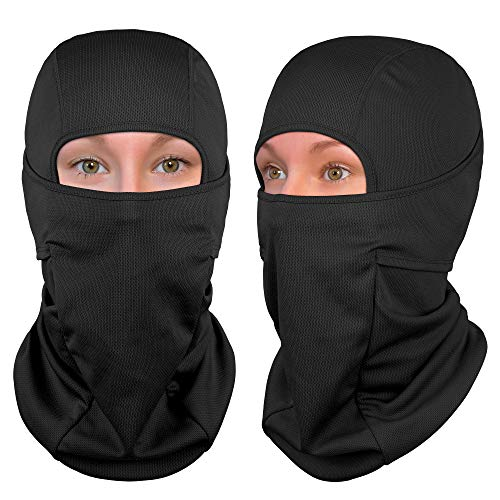 2. Sports Balaclava 2-Pack Face Mask