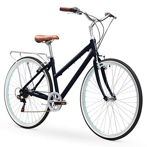 11. sixthreezero Explore Your Range Women's Hybrid Commuter Bicycle