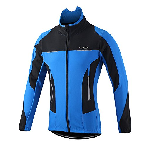 5. Lixada Men's Outdoor Cycling Jacket