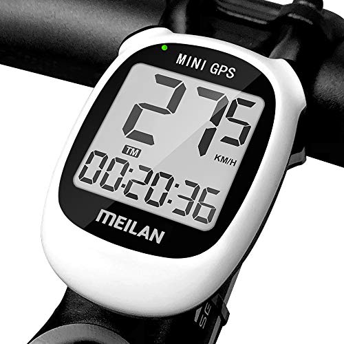 MEILAN M3 Mini GPS Bike Computer,...