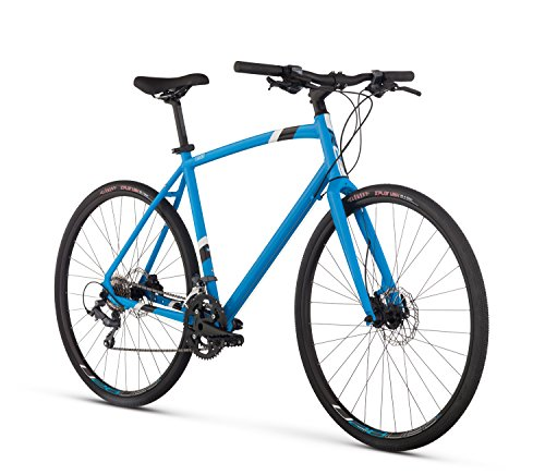 1. Raleigh Bikes Cadent Hybrid Bike