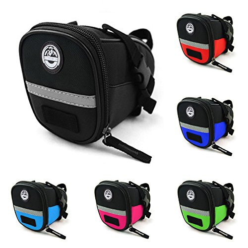 10. Social Ride Cycle Co. Bike Under Seat Bag