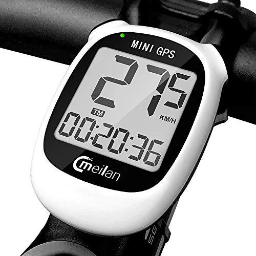 MEILAN M3 Mini GPS Bike Computer,...
