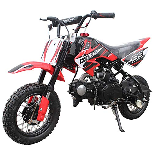 1. Coolster Dirt bike 70cc Semi-Automatic