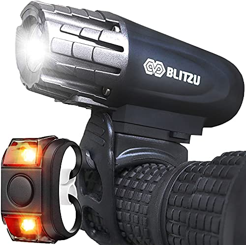 7. Ultra Bright USB Rechargeable Bicycle Light