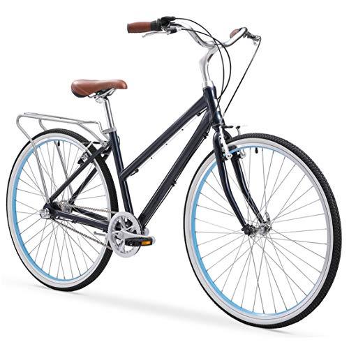 11. sixthreezero Explore Your Range Women's Hybrid Commuter Bicycle