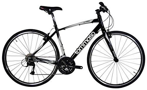 4. Tommaso La Forma Lightweight Aluminum Hybrid Bike