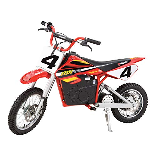 7. Razor MX500 Dirt Rocket Electric Motocross Bike