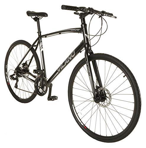 6. Vilano Diverse 3.0 Performance Hybrid Road Bike