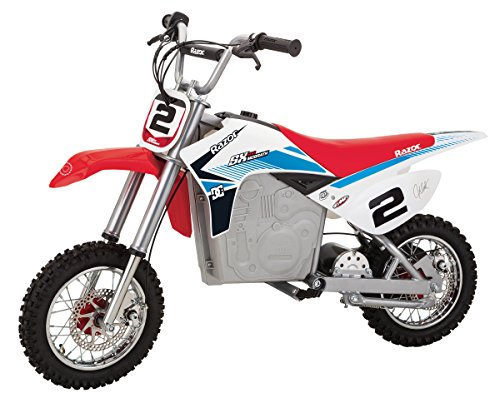 10. Razor Dirt Rocket SX500 McGrath
